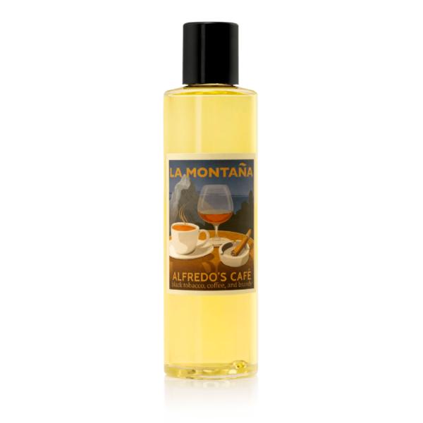 Alfredo's Café diffuser oil refill – incl. replacement reeds