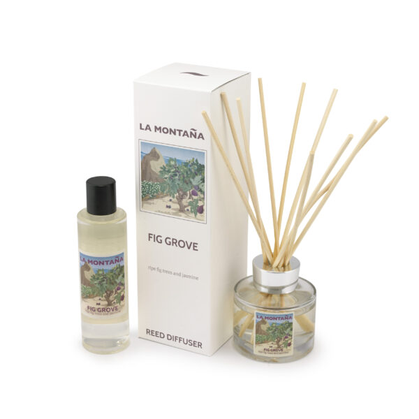 Fig Grove diffuser and refill set