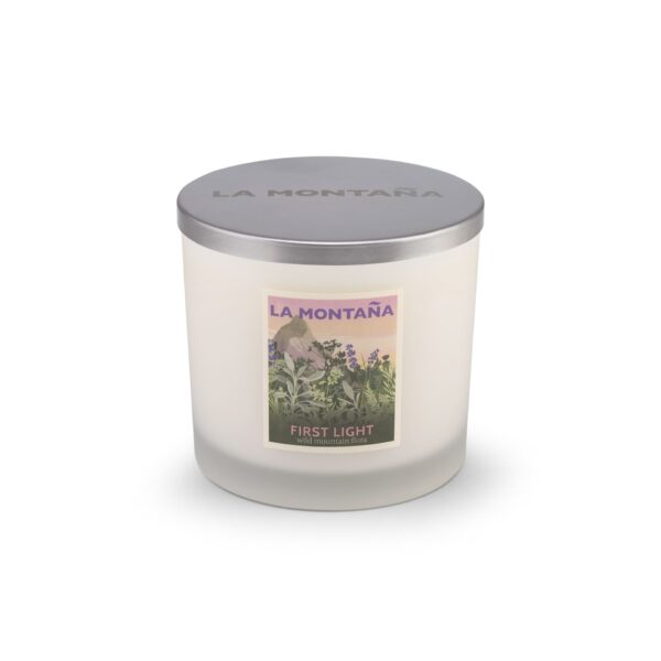 First Light candle (3 Wick)