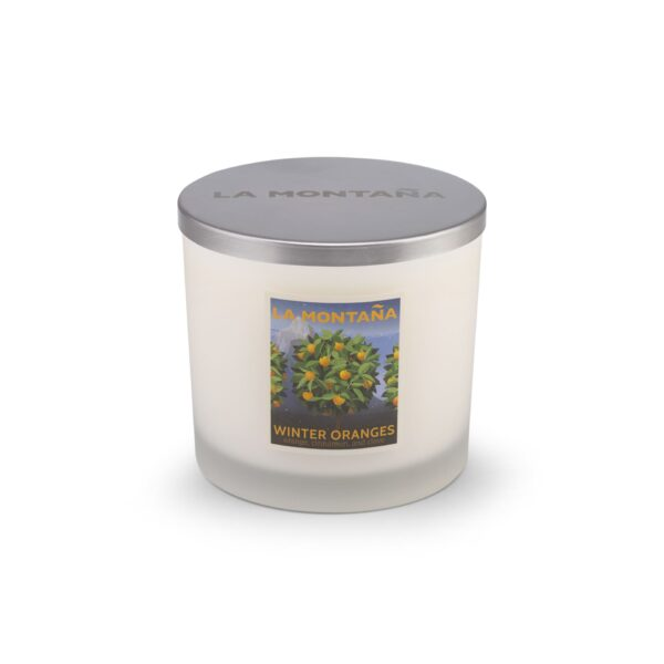 Winter Oranges candle (3 Wick)